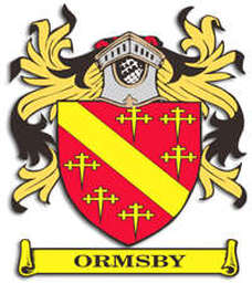 Ormsby Family Crest