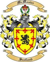 McMaster Family Crest