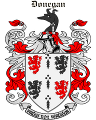 Donegan Family Crest