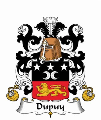 Dupuy Family Crest