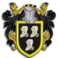 Holliday Family Crest