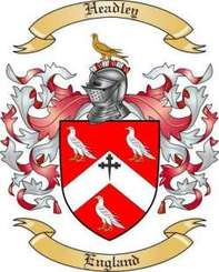 Headley Family Crest