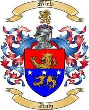 Miele Family Crest