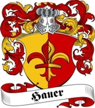 Hauer Family Crest