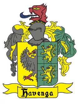 Kinnersley Family Crest