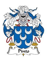 Pinto Family Crest