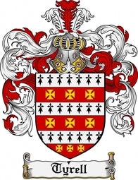 Tyrell Family Crest