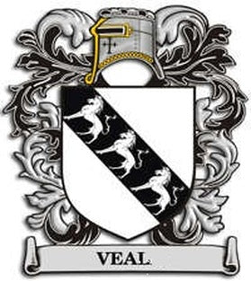 Veal Family Crest