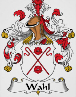 Wahl Family Crest