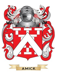 Amick Family Crest