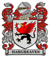 Hargreaves Family Crest