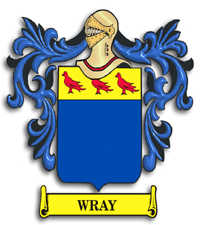 Wray Family Crest