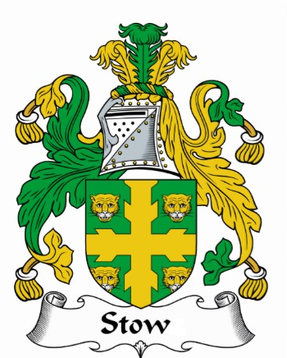 Stow Family Crest