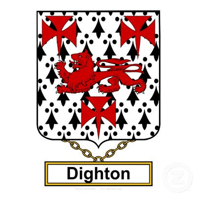 Dighton Family Crest