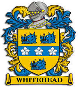 Whitehead Family Crest