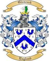 Glascock Family Crest