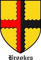 Brookes Family Crest