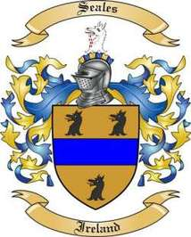 Seales Family Crest