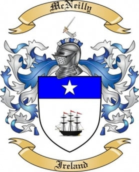 McNeilly Family Crest