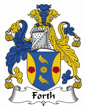 Forth Family Crest