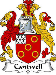 Cantwell Family Crest