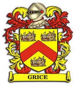 Grice Family Crest