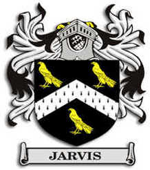 Jarvis Family Crest