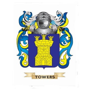 Towers Family Crest