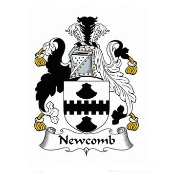 Newcomb Family Crest