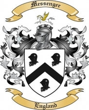 Messenger Family Crest