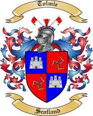 Tolmie Family Crest