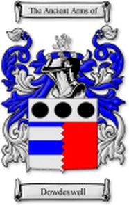 Dowdeswell Family Crest