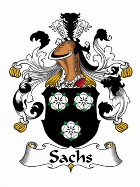 Sachs Family Crest