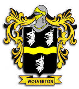 Wolverton Family Crest