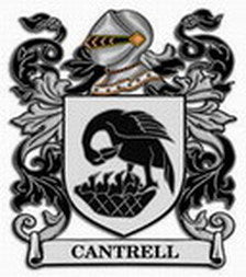 Cantrell Family Crest