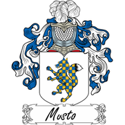 Musto Family Crest