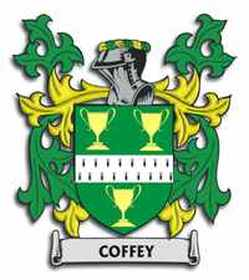 Coffey Family Crest