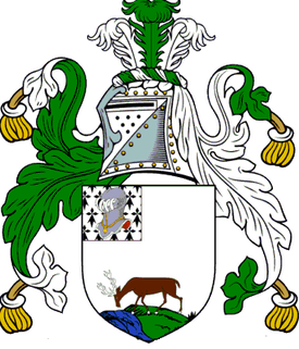 Rayburn Family Crest
