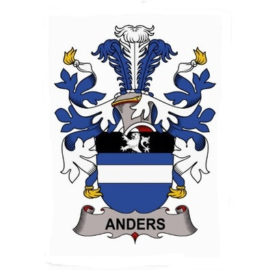 Anders Family Crest