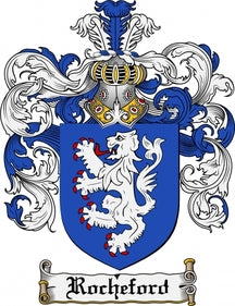 Rocheford Family Crest