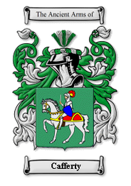 Cafferty Family Crest