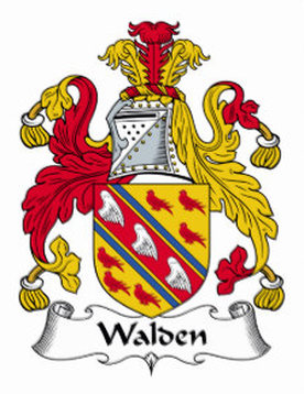 Walden Family Crest