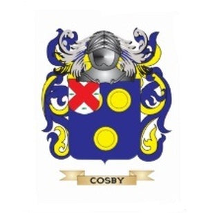 Cosby Family Crest