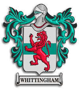 Whittingham Family Crest