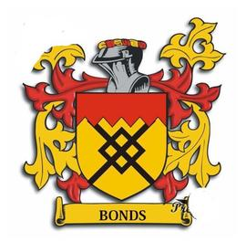 Bonds Family Crest