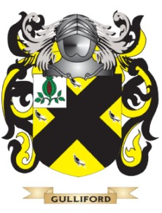 Gulliford Family Crest