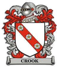 Crook Family Crest