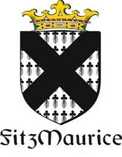 Fitzmaurice Family Crest