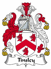Tinsley Family Crest