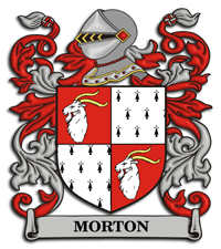 Morton Family Crest